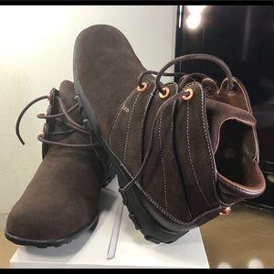 Beautiful cole haan women's waterproof ankle boots